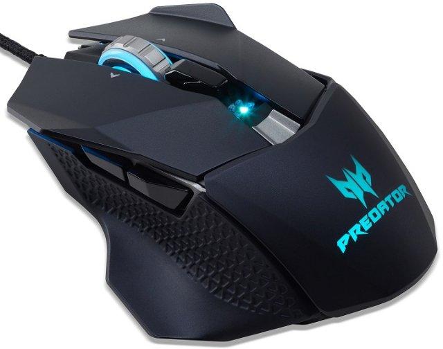 Близится выход линейки геймерской периферии Acer Predator