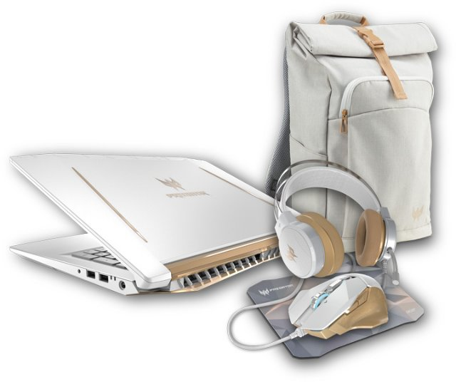 Acer работает над ноутбуком Predator Helios 300 Special Edition