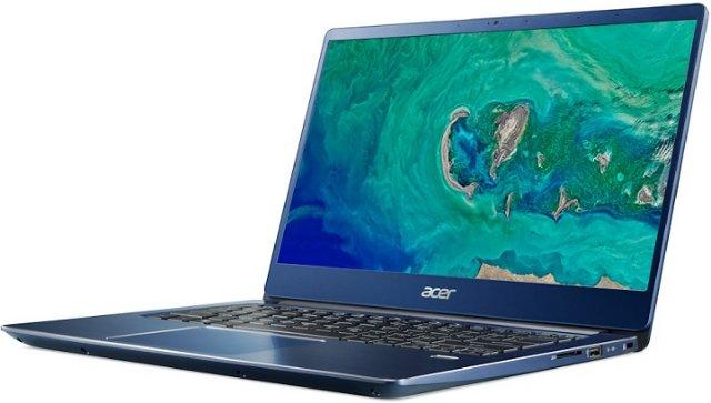 На подходе новые модификации лэптопа Acer Swift 3