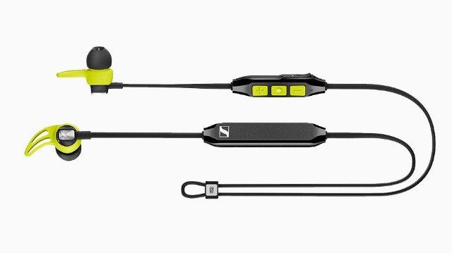 Sennheiser CX Sport: беспроводные наушники с защитой от пота, aptX-кодеком и ценой 0