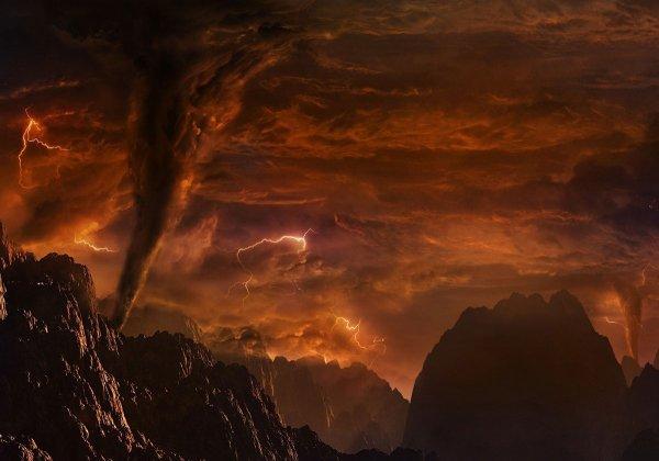 Астрономы заявили о существовании жизни в облаках Венеры