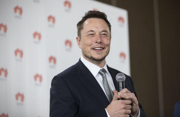 Илон Маск номинирован на премию «Глобальная энергия» в России