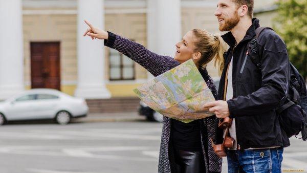 Учёные: Мужчины лучше женщин находят правильную дорогу