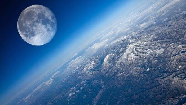 Стратосфера Земли поможет найти инопланетян
