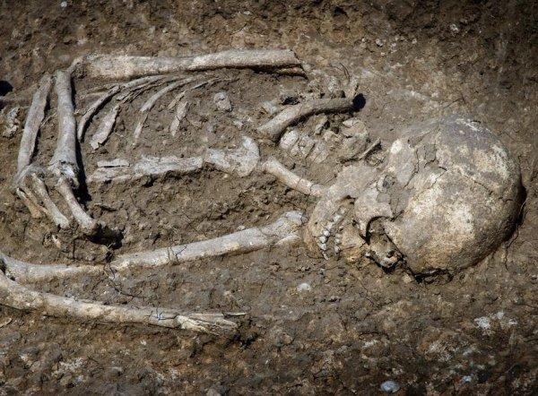 В Перу обнаружили мумию возрастом в 1000 лет