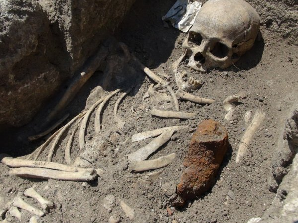 Ученые обнаружили под Иркутском останки древнейшего вида Homo sapiens