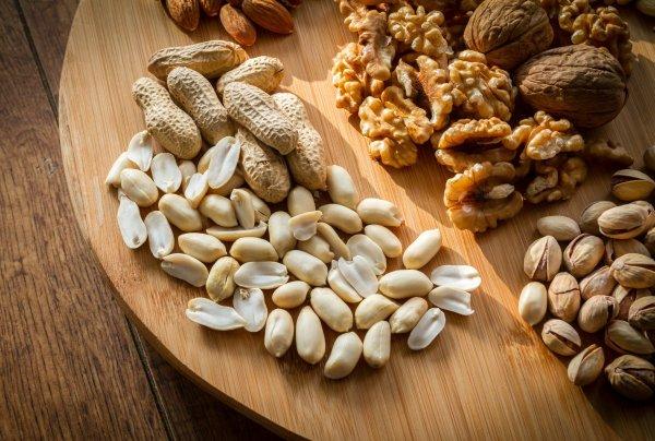 Ученые: Орехи снижают риск возникновение инсульта