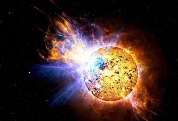 Учёные: Взрыв звезды Бетельгейзе оставит Землю без воды
