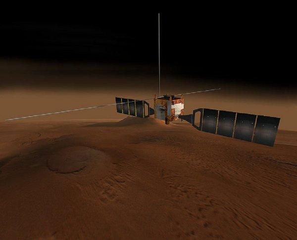 Ученые обнаружили на Марсе идеальное место для жизни инопланетян