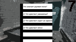 Скриншот Prison Test