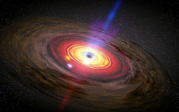 Ученые рассмотрели черную дыру в центре Млечного Пути в мельчайших подробностях