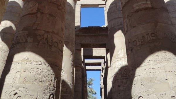 В Египте у храма богини Хатхор археологи нашли неизвестные надписи
