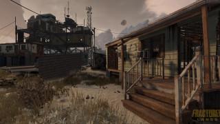 Скриншот Fractured Lands
