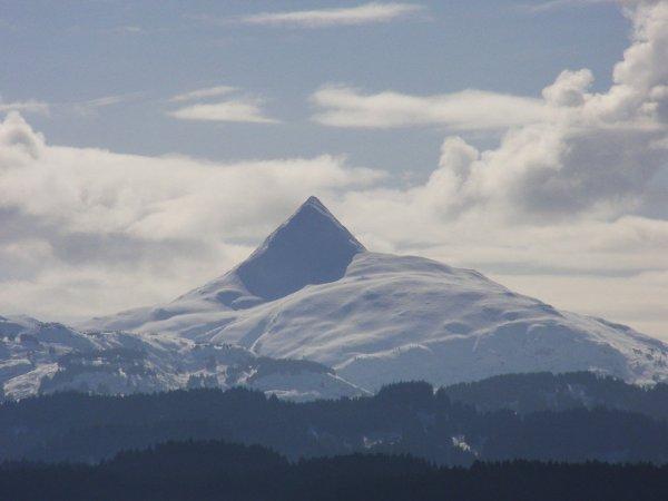 Уфологи нашли загадочную подводную пирамиду у берегов Аляски