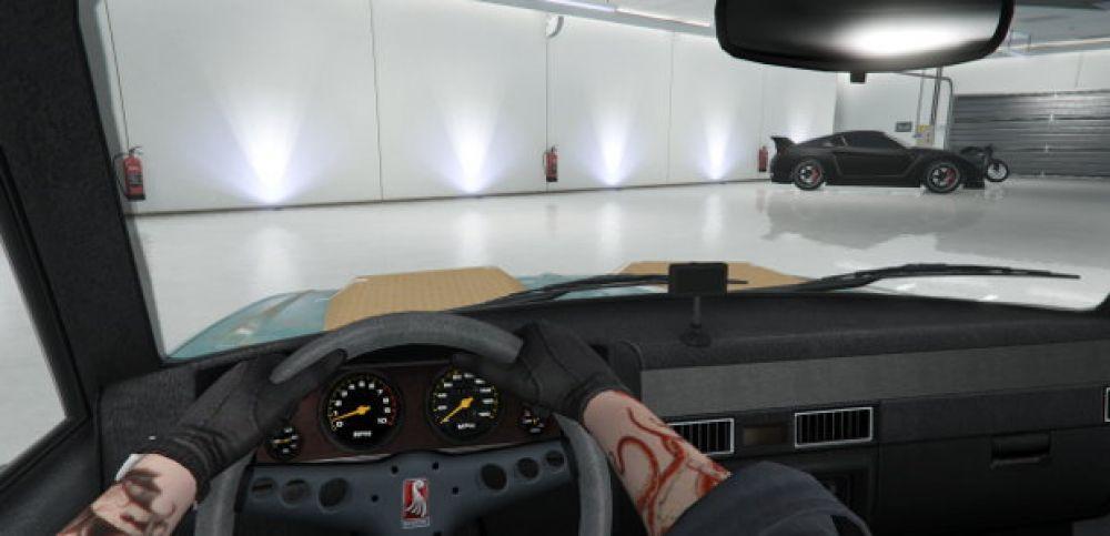 В GTA Online добавили «шестерку» (ВАЗ-2106) и назвали ее «Чебурек»