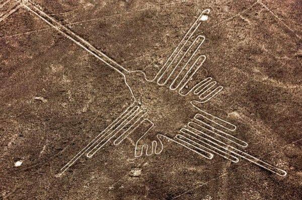 В Перу нашли ранее неизвестные геоглифы