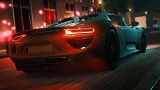 Microsoft Studios выпустила бесплатный гоночный симулятор Miami Street