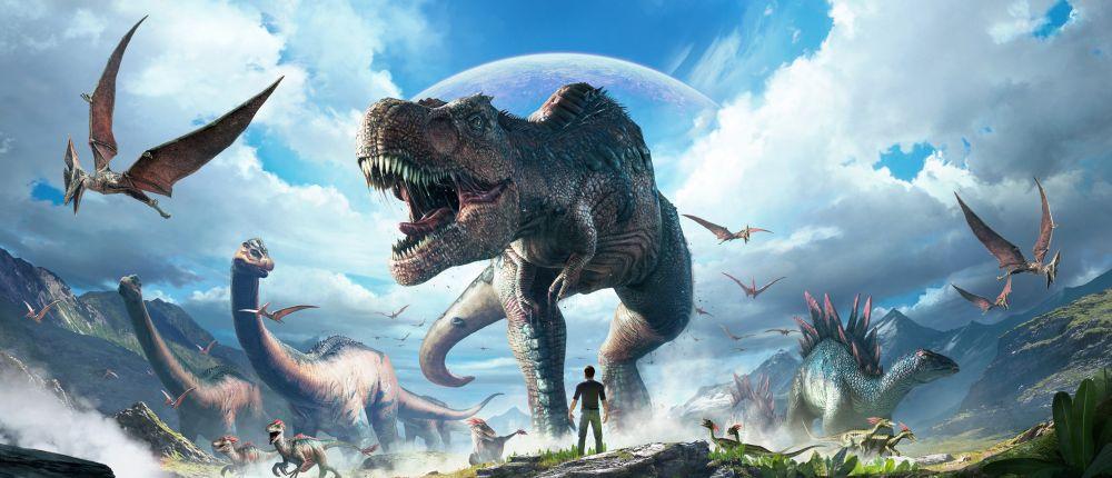 Ark: Survival Evolved вышла на iOS в рамках софт-запуска