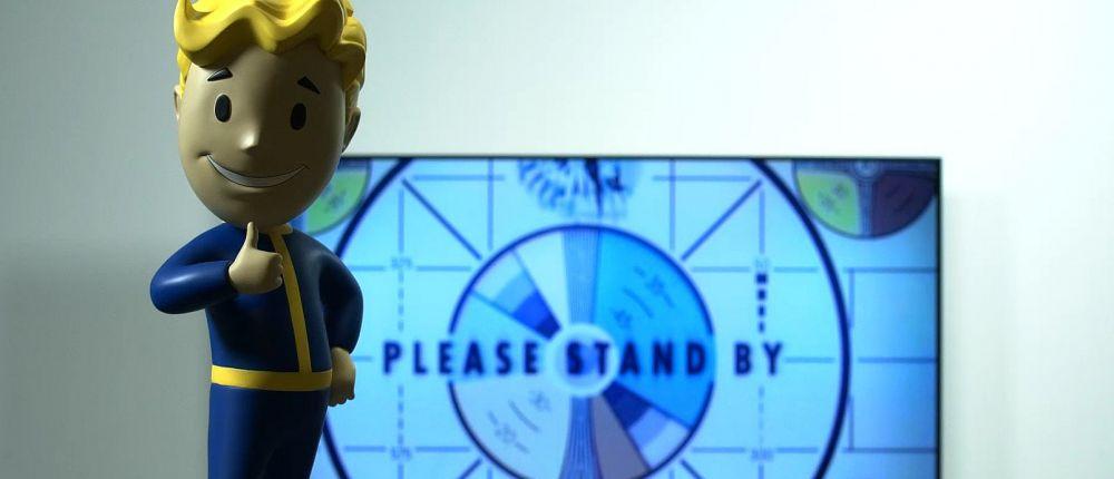 Bethesda тизерит что-то по Fallout. И запустила стрим!