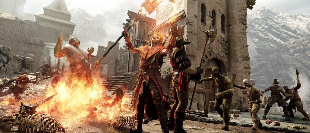 Для Warhammer: Vermintide 2 вышло бесплатное дополнение, всех игроков ждет награда