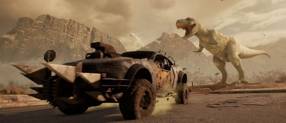 Экс-разработчики Call of Duty, Battlefield и Medal of Honor анонсировали свою «королевскую битву» в стиле «Безумного Макса»