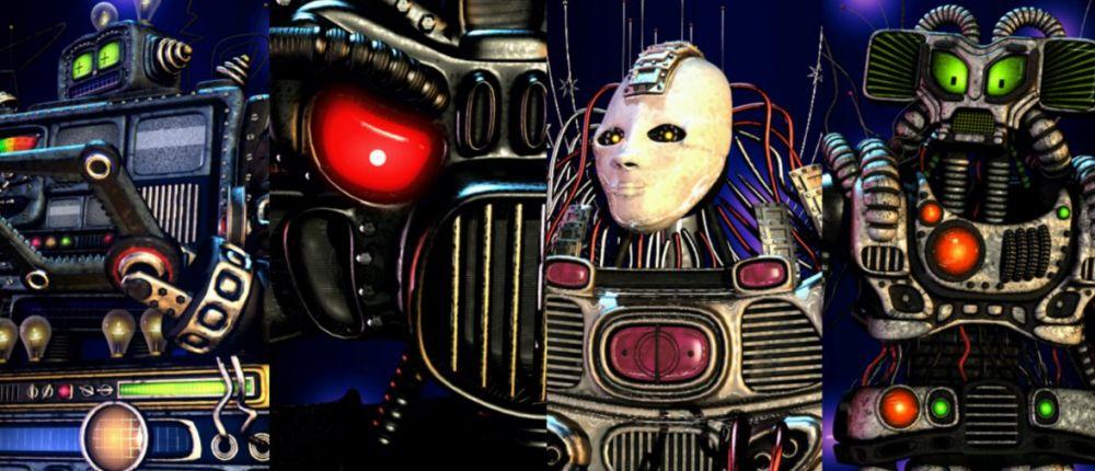 Халява: адвенчуру про робота-кофеварку Desolate Hope отдают бесплатно в Steam (более 90% положительных отзывов)