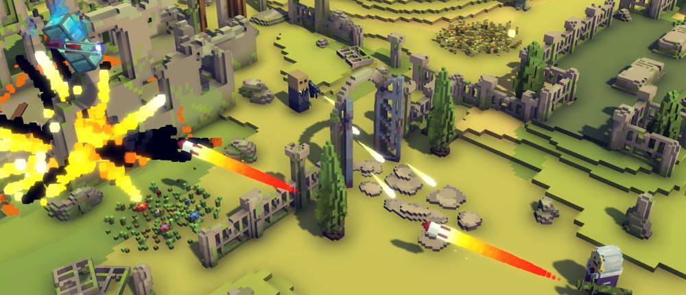 «Королевская битва» Don't Stand Out с молниеносными матчами вышла в раннем доступе Steam