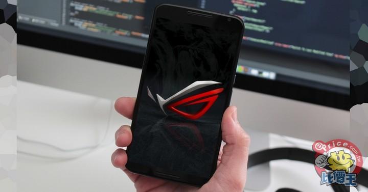 Назвали ключевые характеристики игрового смартфона от ASUS