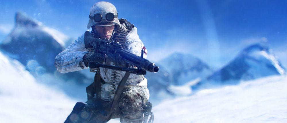 На выходе в Battlefield 5 будут только немецкая и британская фракции