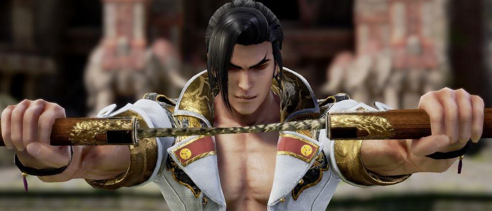 Новый геймплейный трейлер SoulCalibur 6 посвящен красавчику Макси