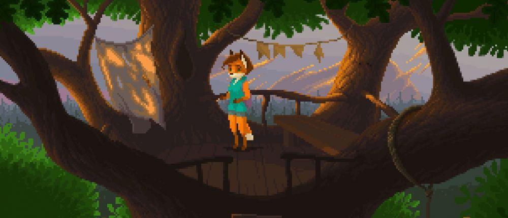 Приключенческая игра FoxTail от отечественных разработчиков получила второе большое обновление