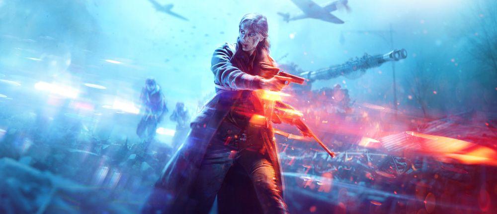 Разработчики Battlefield 5 объяснили, что значит «V» в заголовке игры