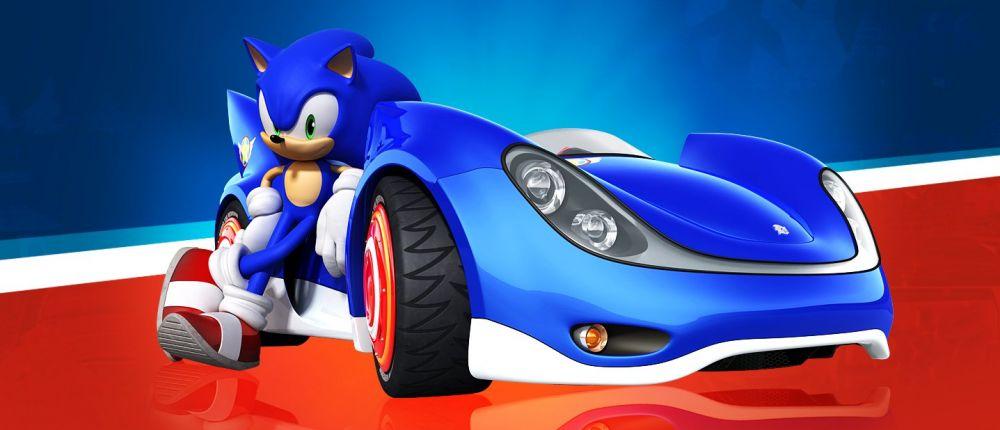 Sega может показать новую Sonic Racing на E3 2018