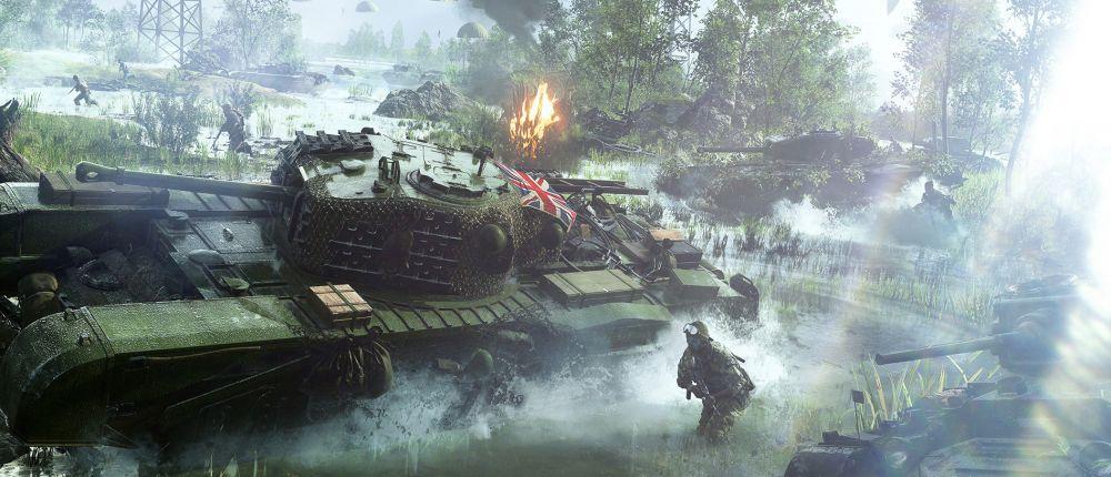 Системные требования Battlefield 5 убрали из Origin