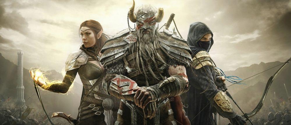 Слухи: Bethesda не работает над The Elder Scrolls 6 из-за успеха TES Online