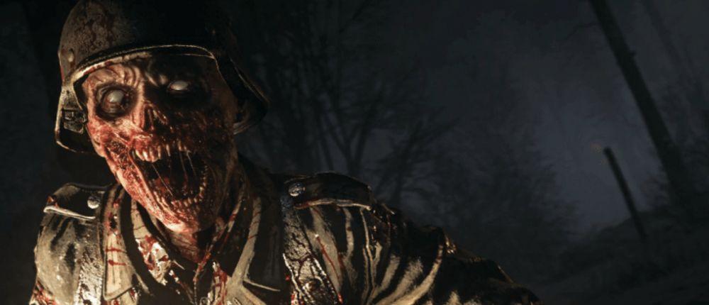 Столкнитесь с ордами зомби в новом ивенте Call of Duty: WWII