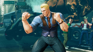 В Street Fighter 5 добавят бывшего заключенного Коди (трейлер и скриншоты)