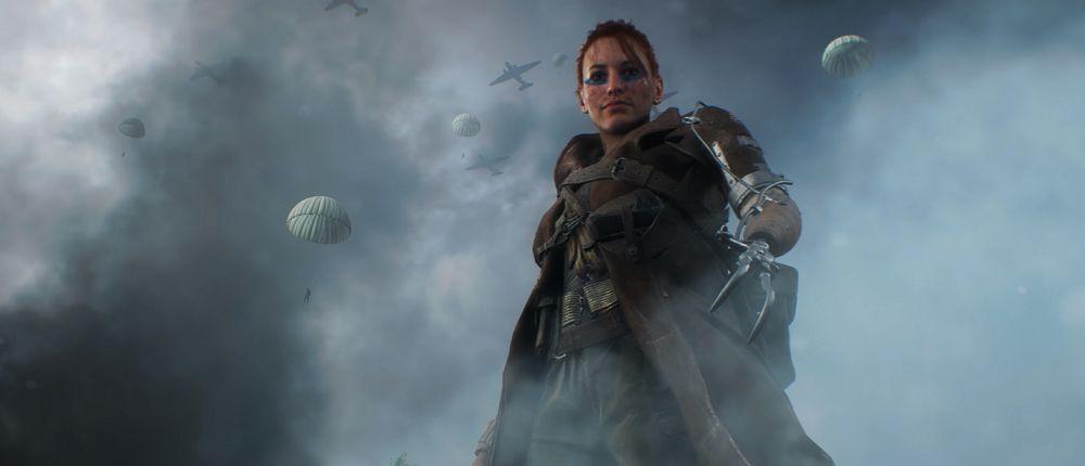 В Battlefield 5 появится мультиплеерный режим Airborne — первые подробности