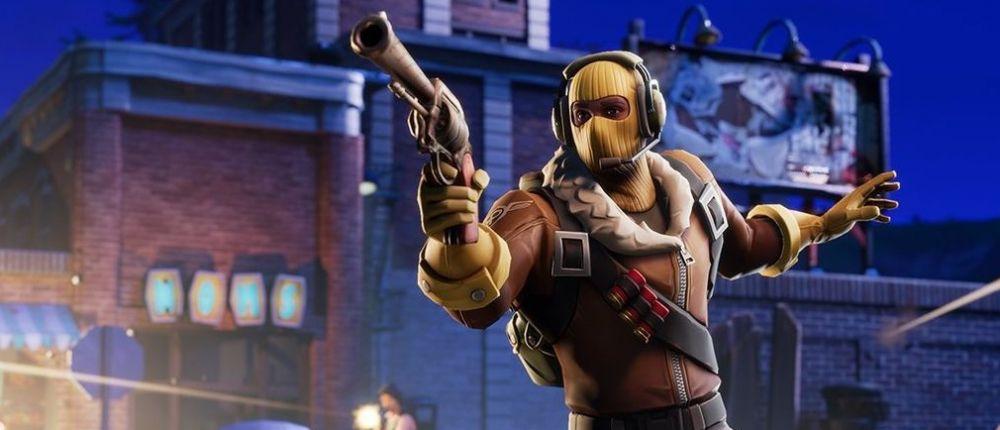 В Fortnite можно нанять телохранителя, чтобы повысить свои шансы на победу