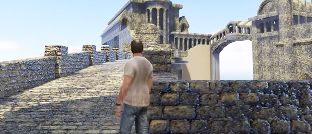 В GTA 5 добавили карту из Bloodborne и Dark Souls Remastered (видео)