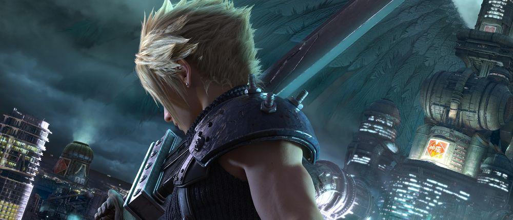 В сеть слили скриншот Final Fantasy VII Remake с изображением Клауда и босса Air Buster