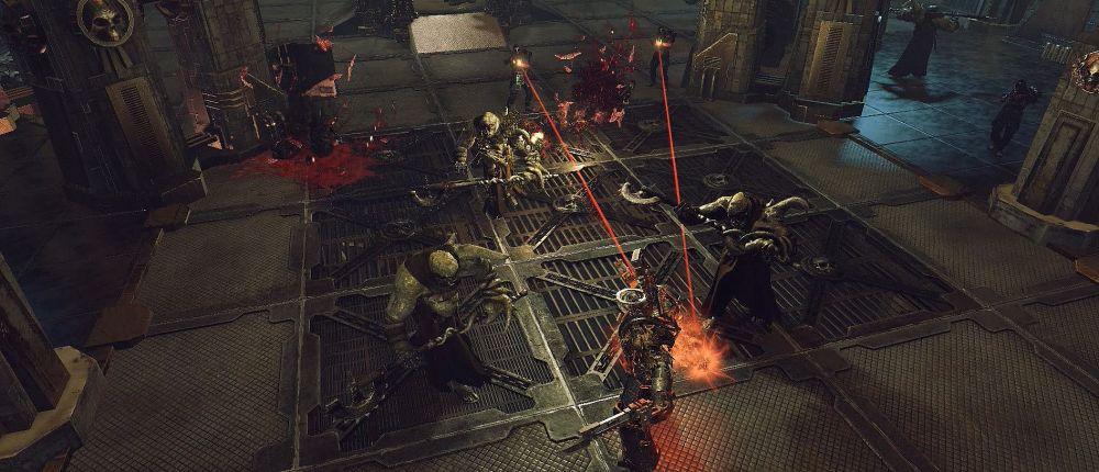 Warhammer 40,000: Inquisitor — Martyr отложена на консолях: новая дата релиза неизвестна