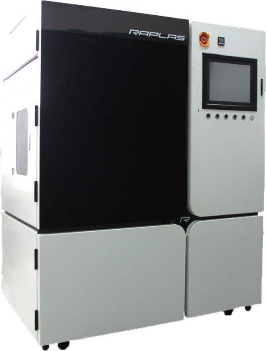 Обзор промышленных 3D-принтеров c большой площадью печати