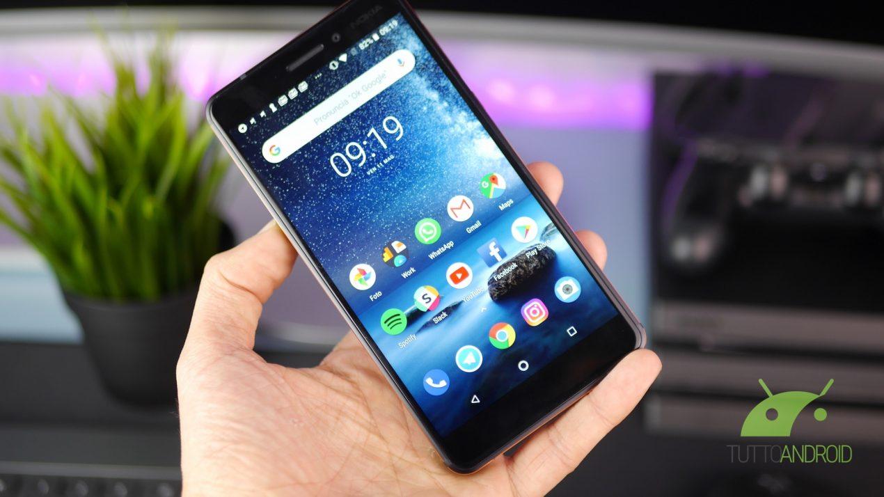 Nokia 6 (2018) проверили на прочность
