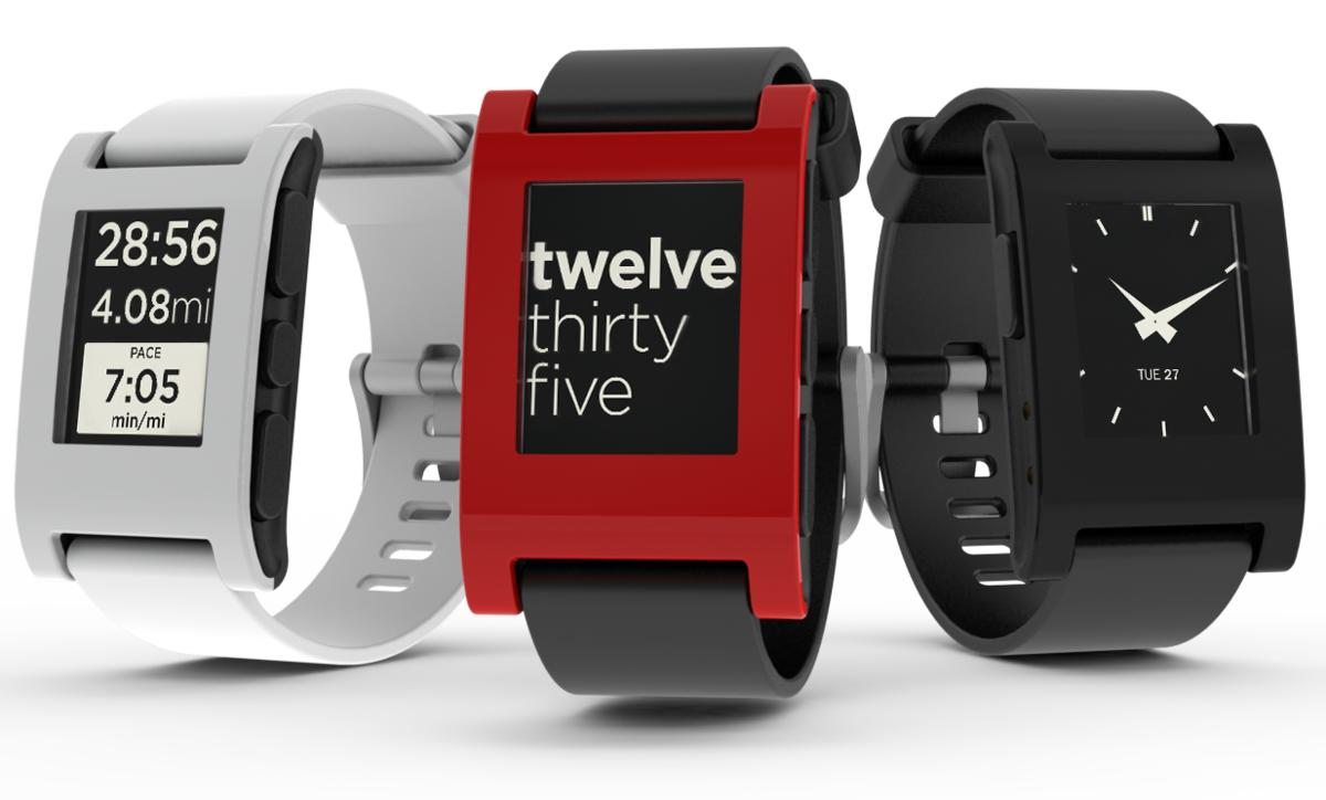 Отличная новость для всех владельцев умных часов Pebble