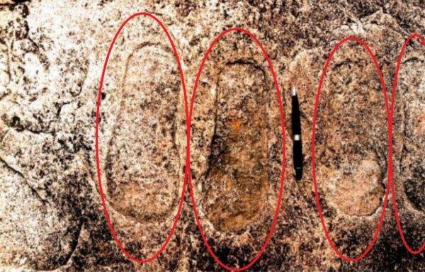В индийской деревне археологи нашли следы божеств Рамы и Лакшмана