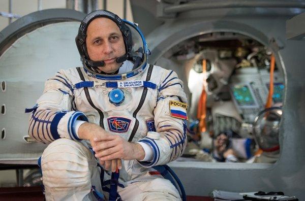 Шкаплеров рассказал о проблемах в работе системы регенерации воды из урины на МКС
