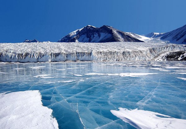 Учёные не могут объяснить странные звуки из ледяной скважины в Антарктиде