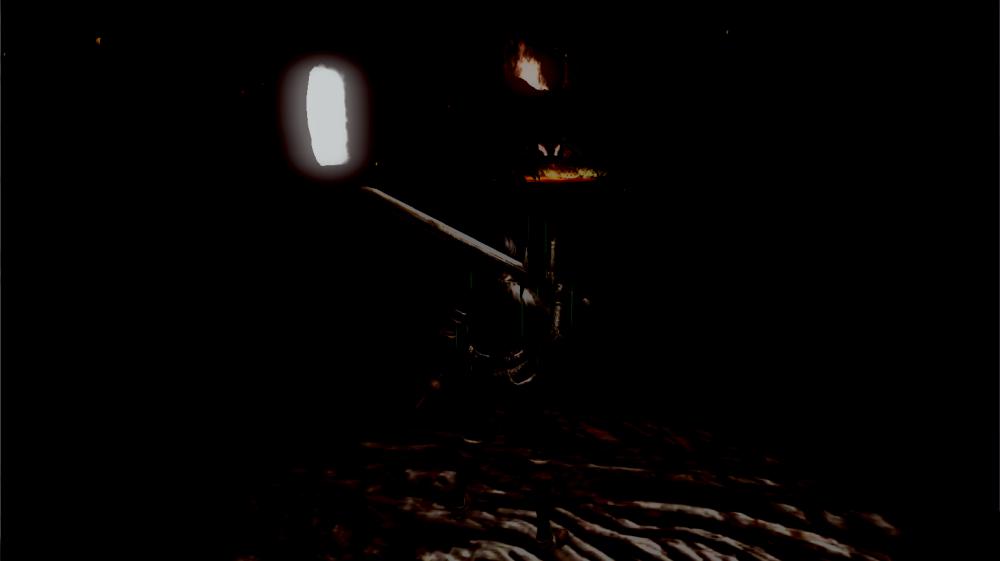 Моддер привнес в Dark Souls кромешную тьму