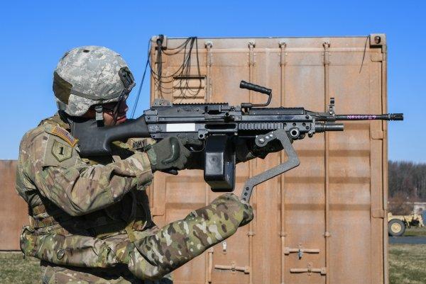«Третья рука»: В США представили новую разработку для военнослужащих